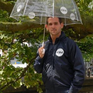 Paraplu (in prijs verlaagd van 2,60 voor 1,00)