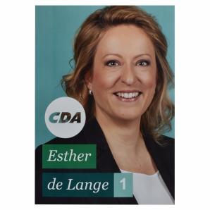 A1 Affiche Europese Verkiezingen